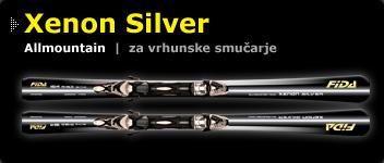 Smuči Xenon Silver